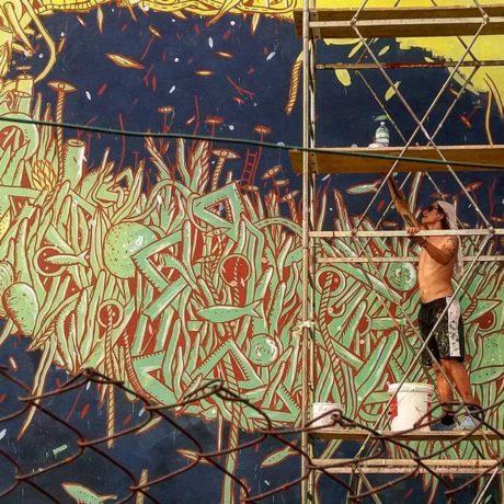 Raccolta fondi per realizzare nuovi murales