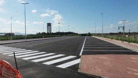 Nuovi parcheggi nella Stazione FS