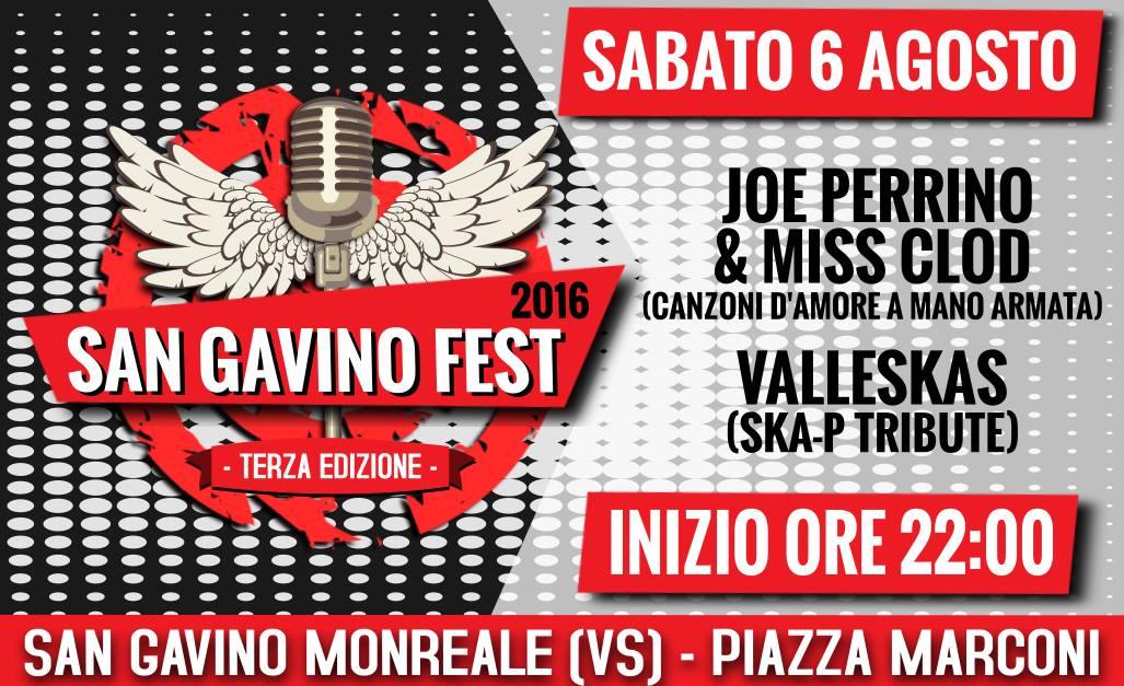 San Gavino Fest 2016