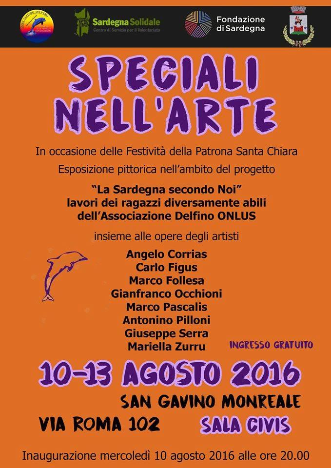 Speciali nell'Arte, una mostra al Civis