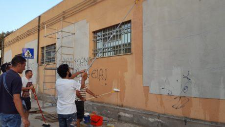 Raccolta fondi per i nuovi murales