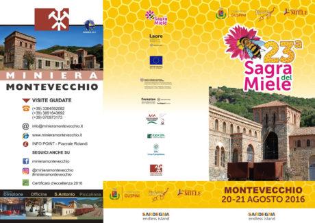 Dal 20 agosto, la Sagra del Miele torna in scena a Montevecchio