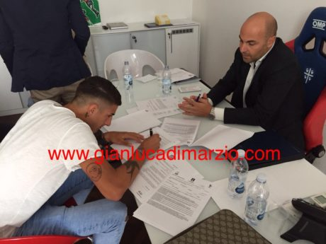 Deiola chiesto in prestito dal Benevento