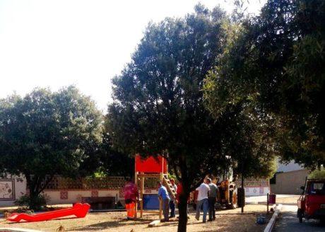 Arrivano i giochi in Piazza Salvo d'Acquisto