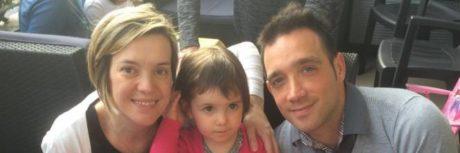 Gioia, 3 anni, è malata. Aiutiamola, tutti insieme!