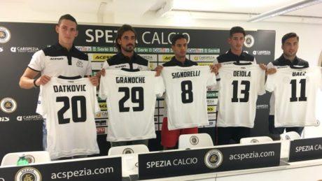 """Deiola allo Spezia: """"Qui per migliorarmi e mettermi in gioco"""""""