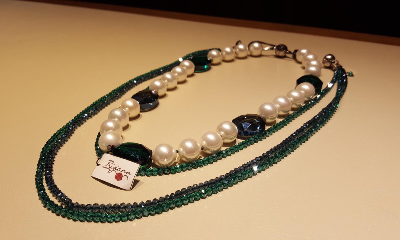 Gioielli, tornano di moda le collane