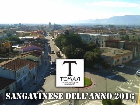 Premio Tomasi Gioielli Sangavinese dell'Anno 2016