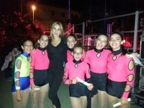 """Lo show del """"Junior Talent"""""""