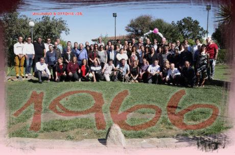 La festa dei cinquantenni, classe 1966