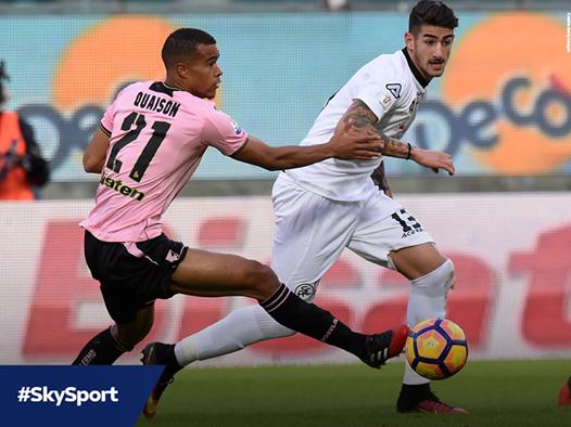 Lo Spezia di Deiola elimina il Palermo dalla Coppa Italia