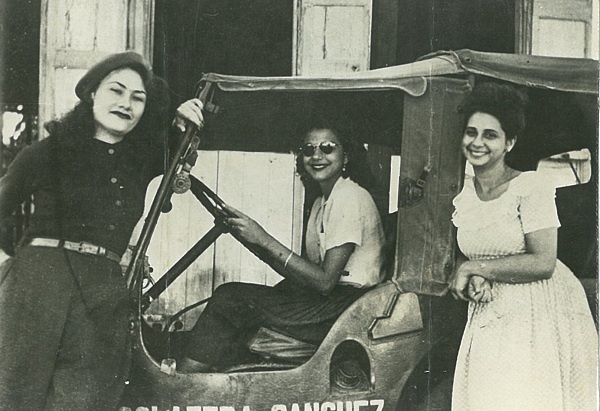 Aida Patria Mercedes, Maria Argentina Minerva, Antonia Maria Teresa Mirabal