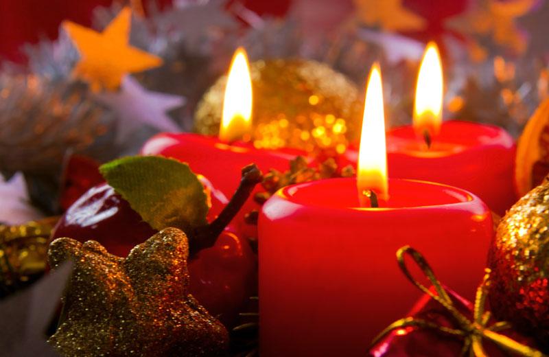 Invito ai preparativi per il Natale Sangavinese