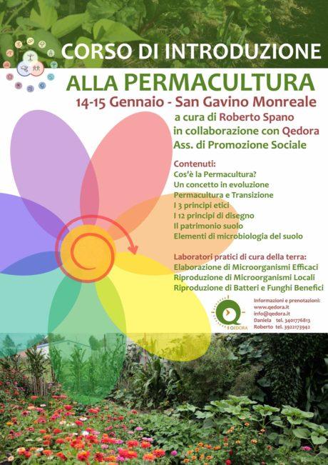Corso di Introduzione alla Permacultura