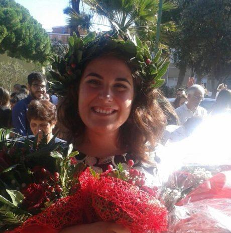 Giulia Figus vince a Roma il Premio Socialis