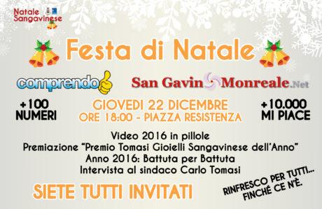 La Festa di Natale di Comprendo e San Gavino Monreale . Net