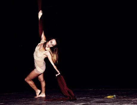 Umani a puntate. Trilodia danzata ideata e coreagrfata da Sara Perra in occasione dello spettacolo di beneficenza dei Lions organizato da Tonina Fois Inconis