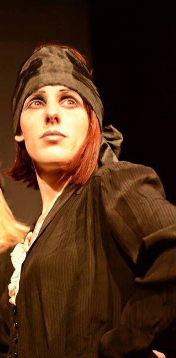 Abissi - Nei meandri del corpo, spettacolo di Virginia Viviano