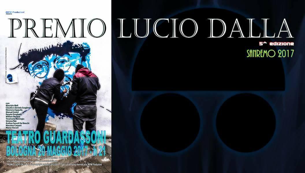 Il murales di Lucio Dalla scelto per il premio dedicato al grande maestro