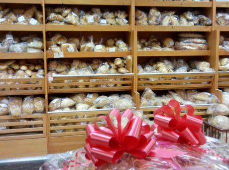 L'aroma del pane appena sfornato