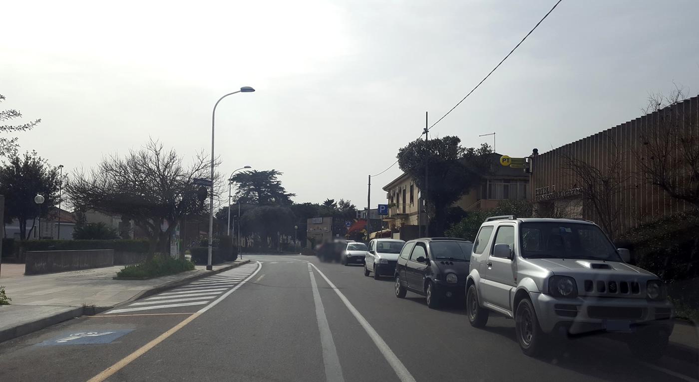 Via Pascoli: viabilità nuova, problemi vecchi