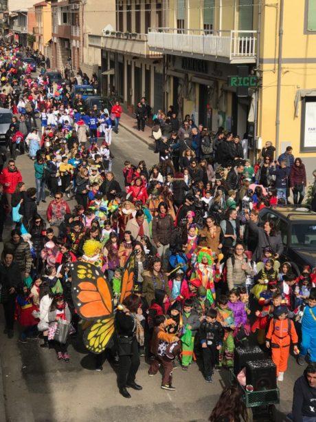Carnevale 2017, la sfilata dei bambini