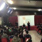 La ASSL di Sanluri incontra gli studenti del Marconi – Lussu di San Gavino