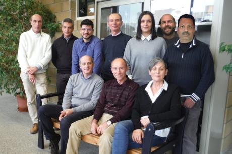 Gruppo di ricerca guidato dalla prof.ssa Anna Liscia