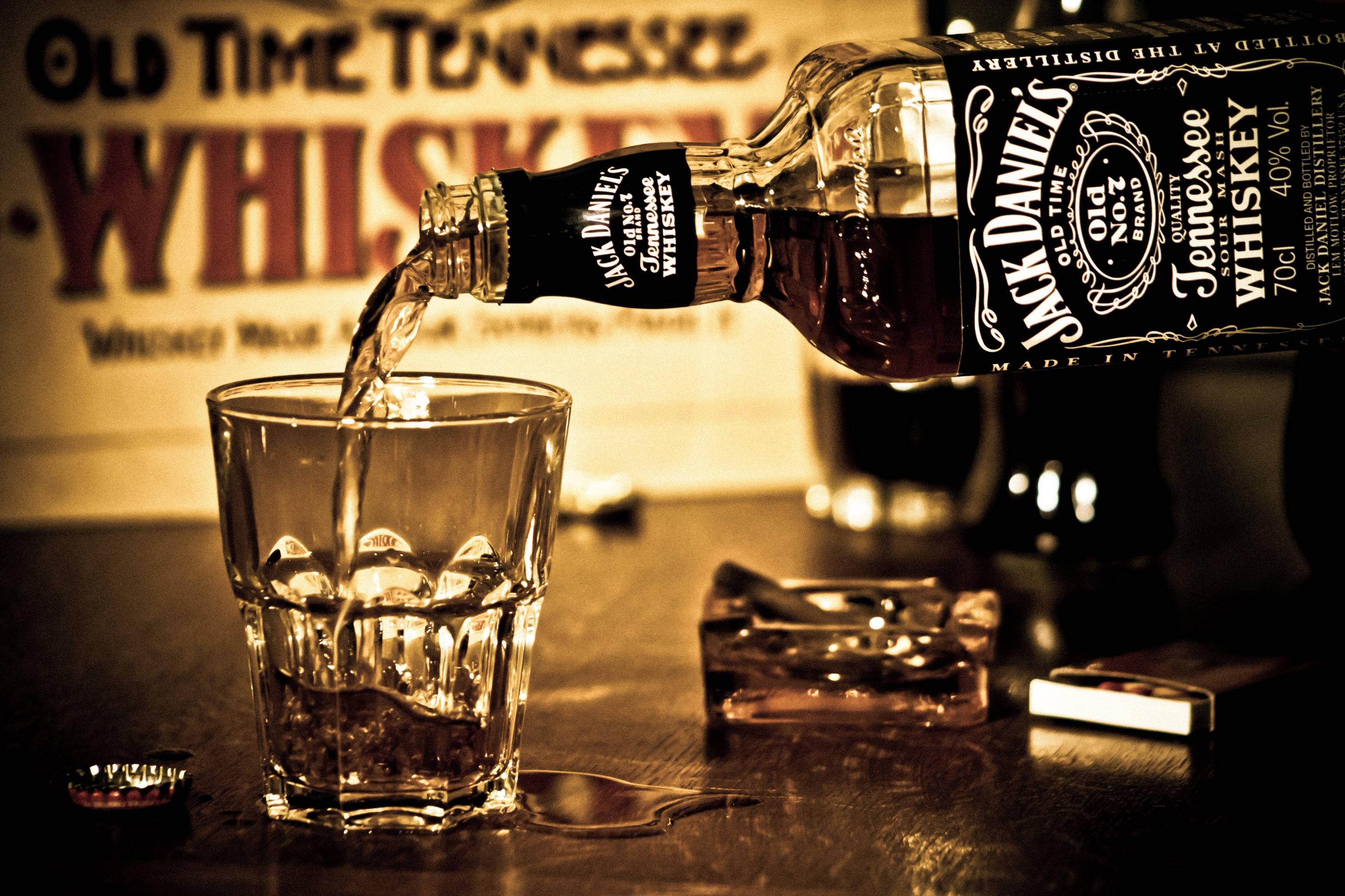 La leggenda americana: Jack Daniel's Tennessee Whiskey