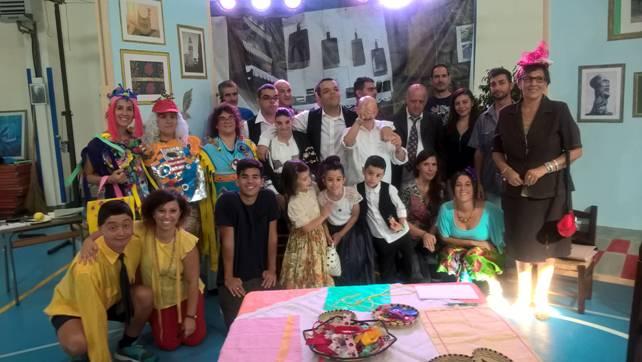 Il gruppo teatrale Delfino (La Sardegna secondo Noi)