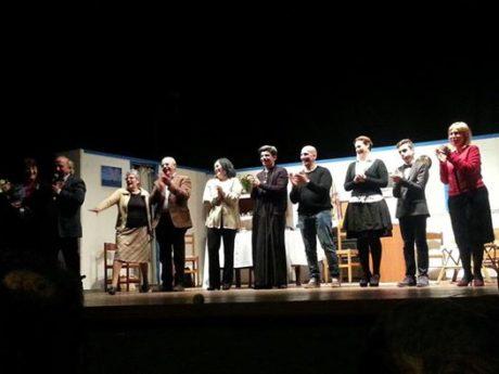"""Bixiusu Nousu, un successo la """"Prima"""" al teatro"""