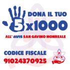 AVIS, una campagna per il 5x1000