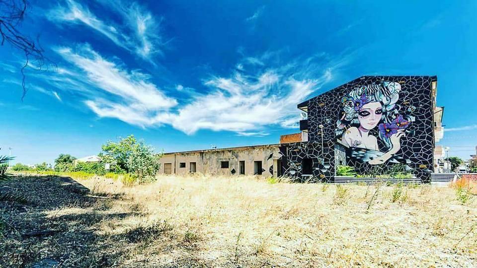 Visita guidata ai murales di San Gavino Monreale
