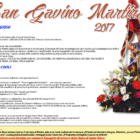 Il programma della festa di San Gavino Martire 2017