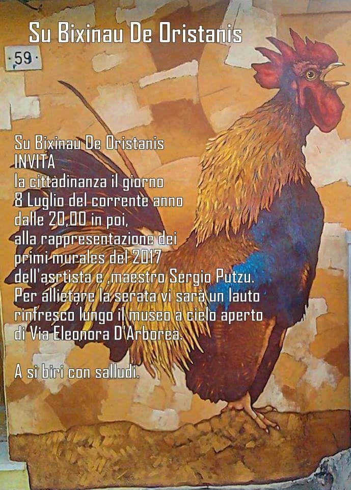 Arte in su Bixinau de Oristanis