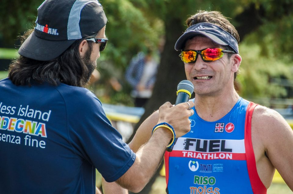 Marco Sebis, un grandissimo Iron Man sangavinese