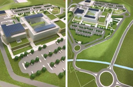 Nuovo ospedale di San Gavino, dopo la conferenza si guarda all'avvio dei lavori
