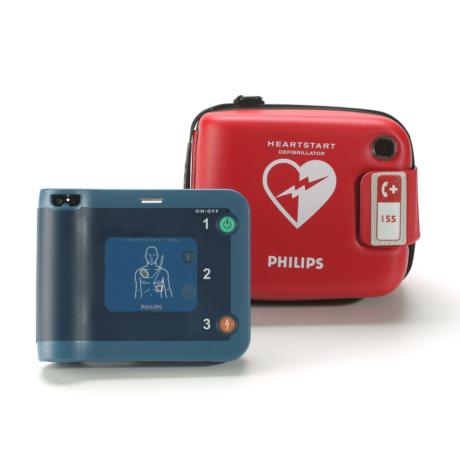Monreal Soccorso acquista il defibrillatore semiautomatico