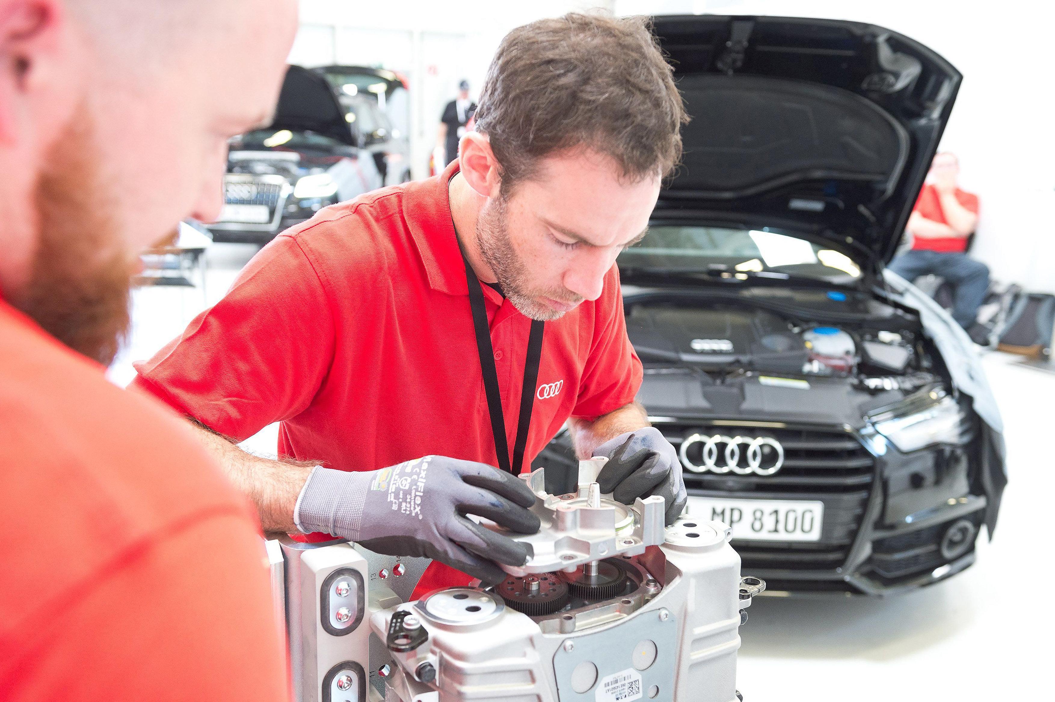 Tutti i vantaggi del servizio di mobilità Audi