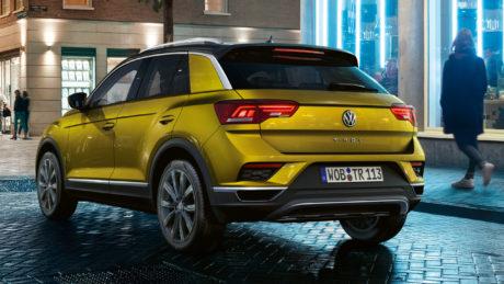 Volkswagen T-Roc: prezzi, consumi e motorizzazioni