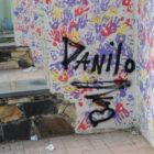 Piazza Mameli alla mercé degli incivili?