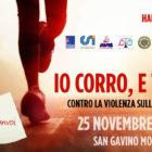 Tre chilometri di corsa per dire NO alla violenza sulle donne