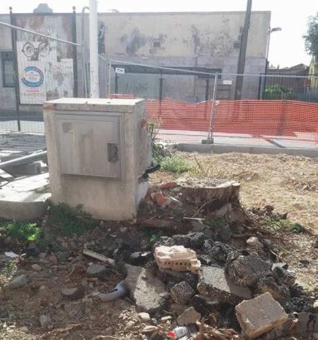 Piazza Battisti, riprendono i lavori