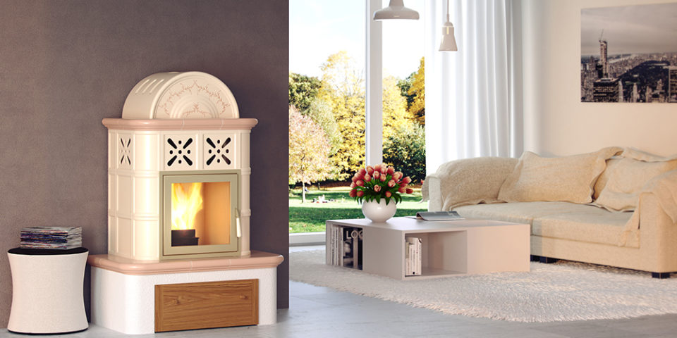 Riscaldare la casa con una stufa a pellet comfort - Riscaldare casa ...