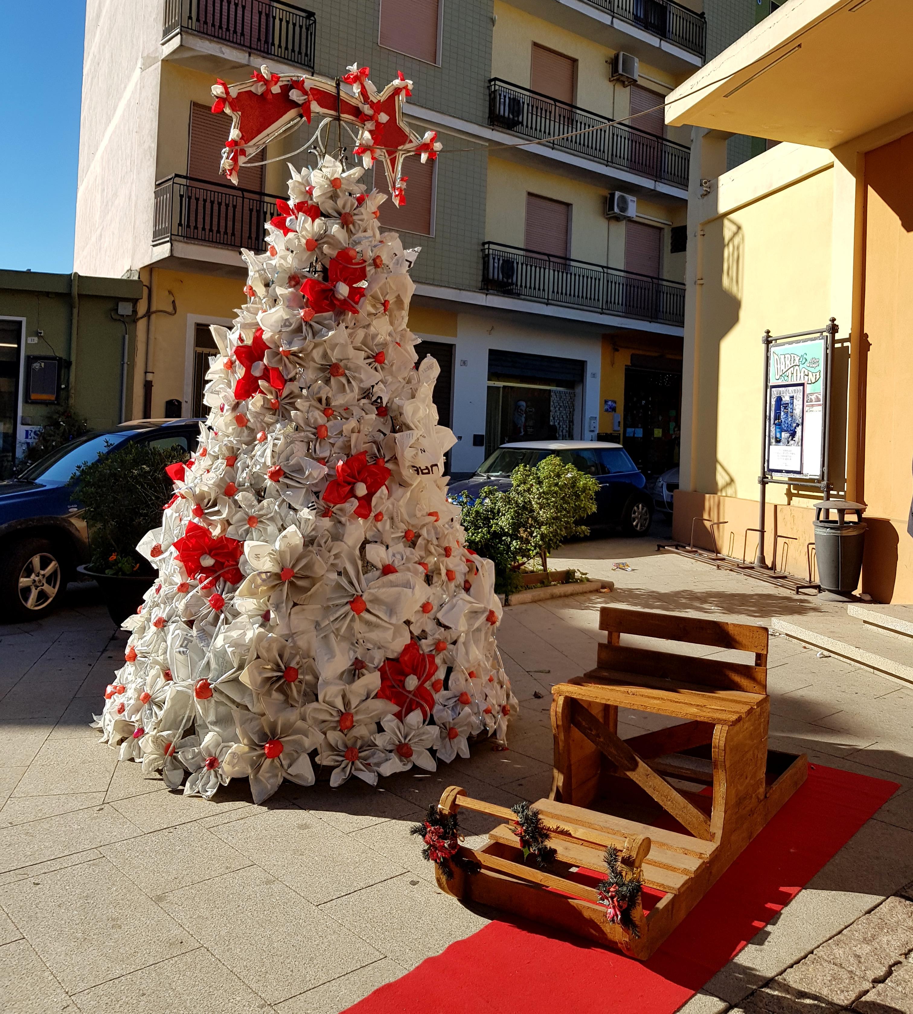Aspettando il Natale a San Gavino Monreale!