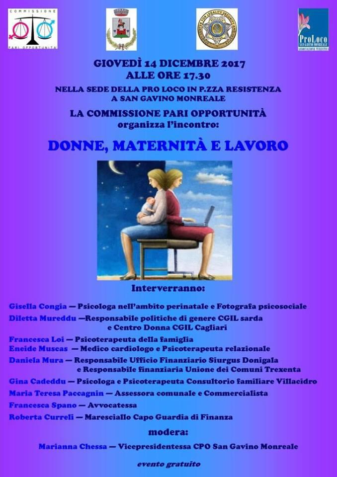 Donne, Maternità e Lavoro