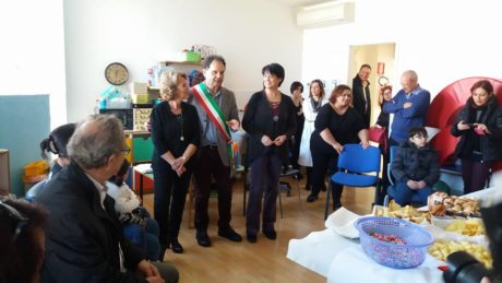 Inaugurazione del consultorio familiare in viale Trieste