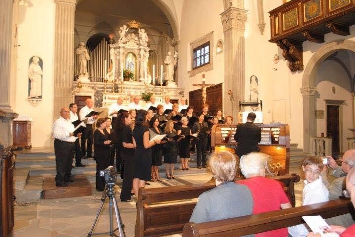 Il Coro Polifonico Sangavinese apre le iscrizioni