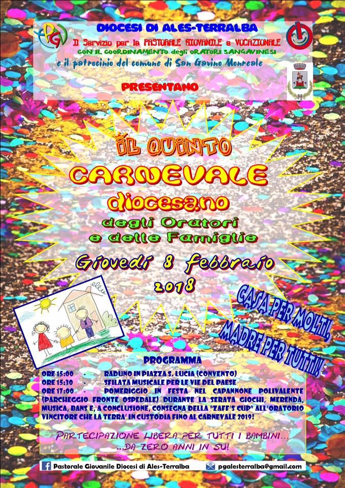 5° Carnevale Diocesano