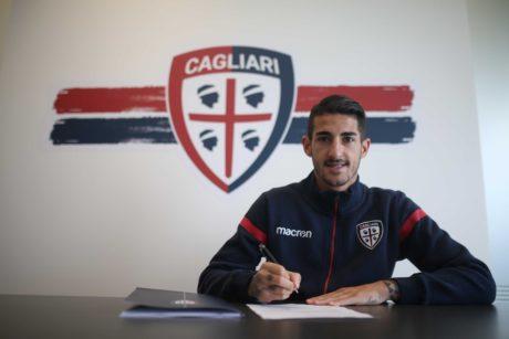 Cagliari, Alessandro Deiola rinnova fino al 2022